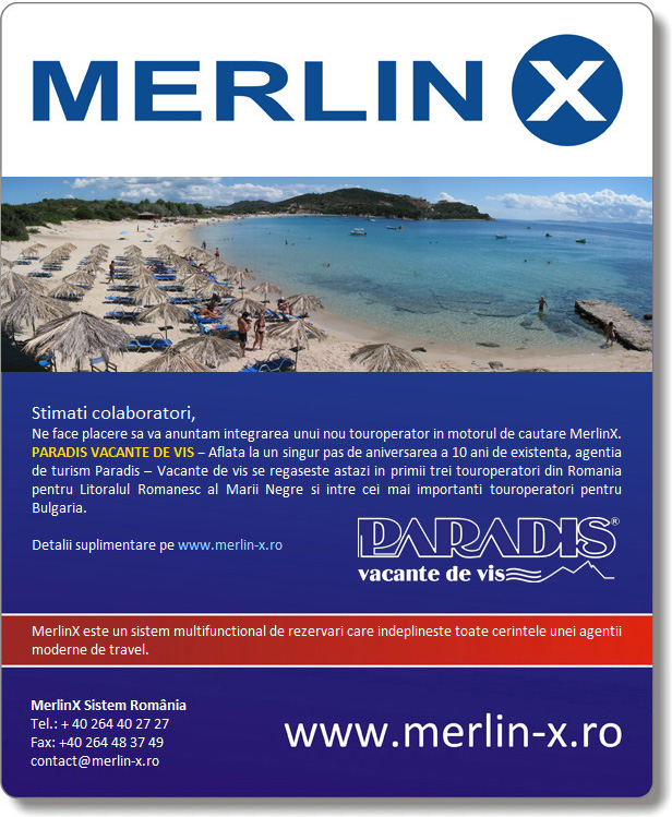 Newsletter MerlinX